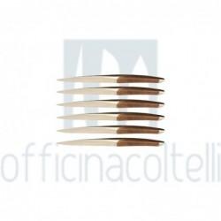 Set 6 Coltelli Da Tavola,...