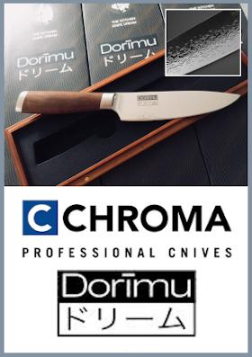 Coltelli da cucina Chroma Dorimu