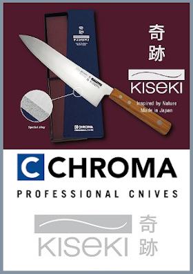 Coltelli da cucina Chroma Kiseki