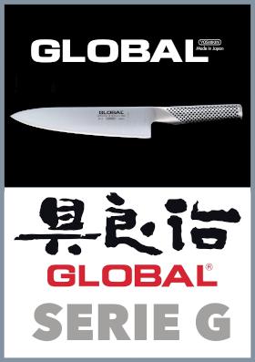 Coltelli da cucina Global serie G