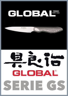 Coltelli da cucina Global serie GS