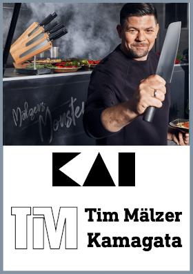 Coltelli da cucina Kai Kamagata Tim Mälzer