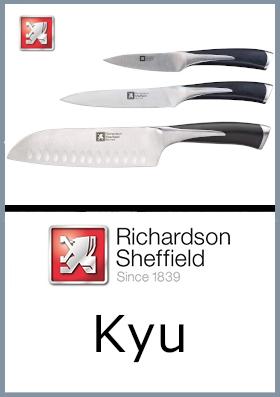 Coltelli da cucina Richardson Sheffield Kyu