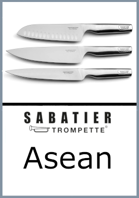 Coltelli da cucina Sabatier Trompette Asean