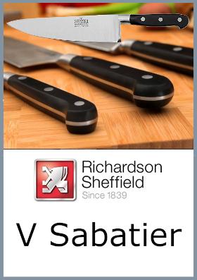 Coltelli da cucina Richardson Sheffield V-Sabatier