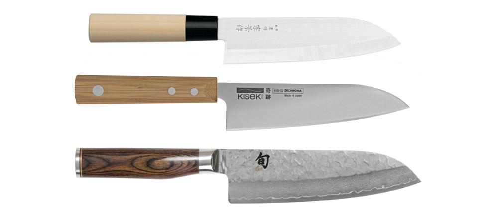 coltelli santoku multiuso taglio verdure