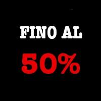Sconti Black Friday fino al 50%