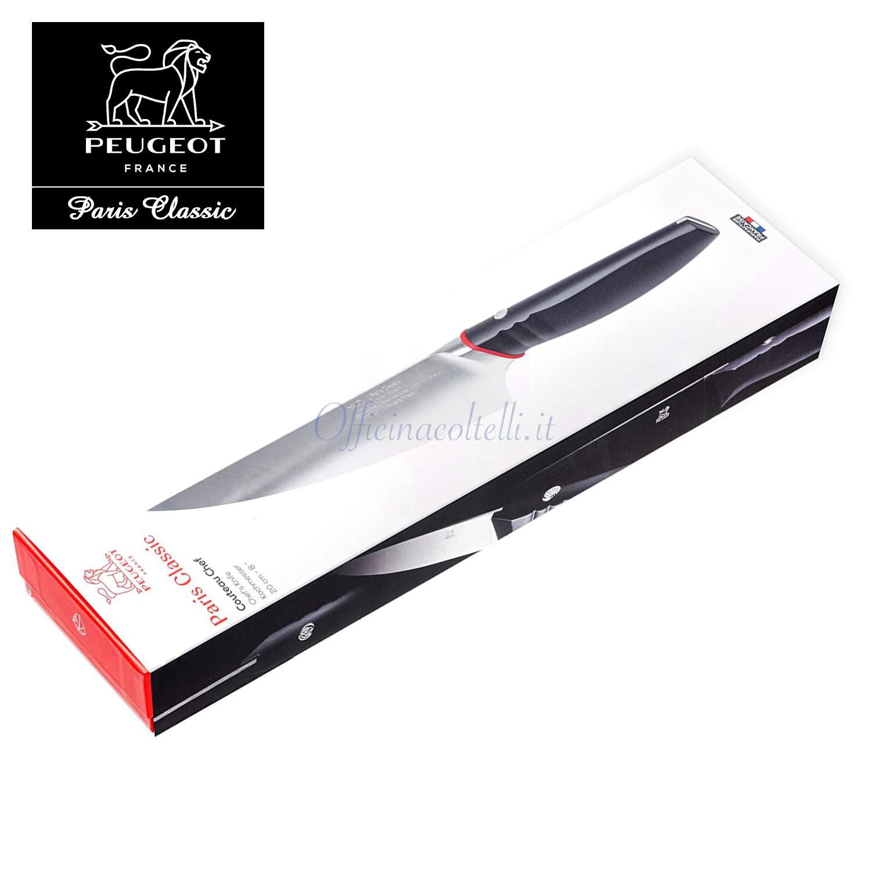 Scatola del coltello da Chef personalizzato Peugeot Classic