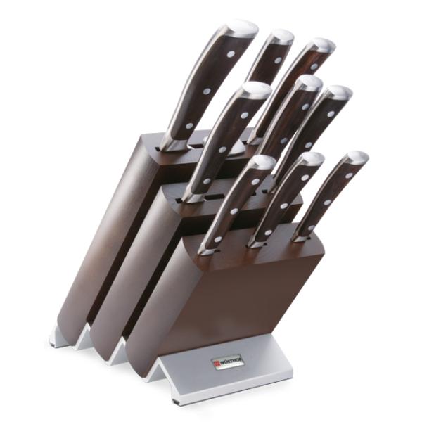 Ceppo con 9 coltelli 9685
