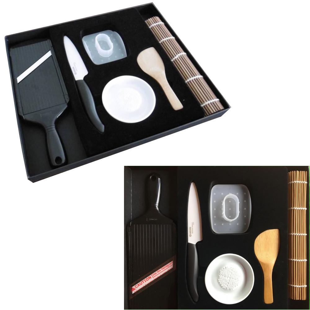 Set CY10+CS202+FK110WH+Kit sushi - SETSUSHI