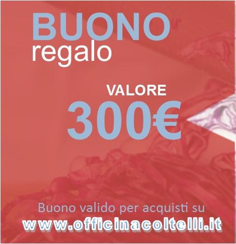 Buono Regalo - Gift Card 300 €