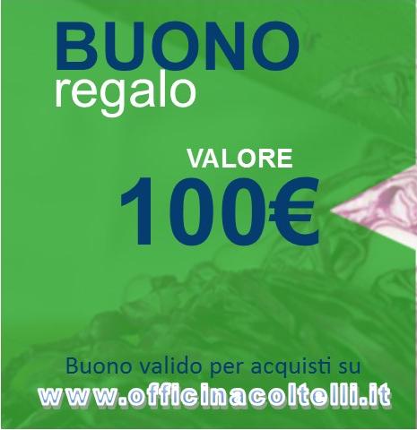Buono Regalo - Gift card 100 €