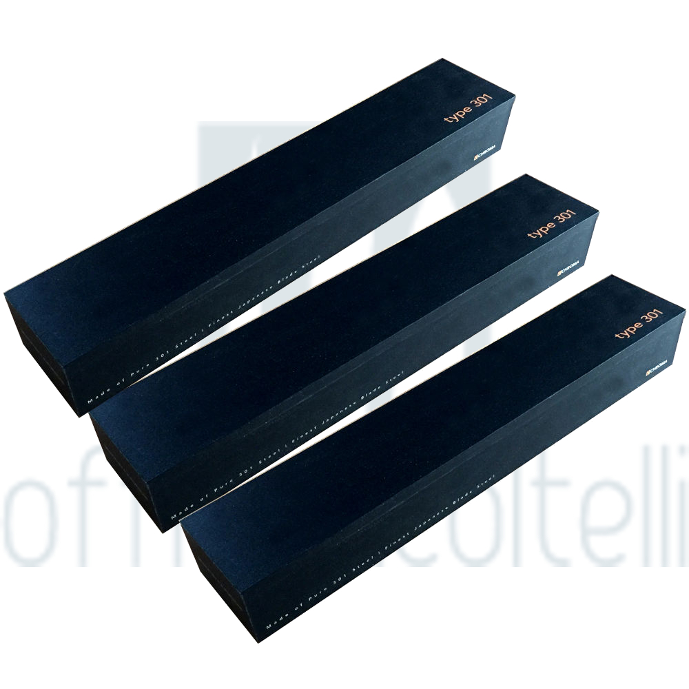 Set coltelli Type 301: P01 + P04 + P07