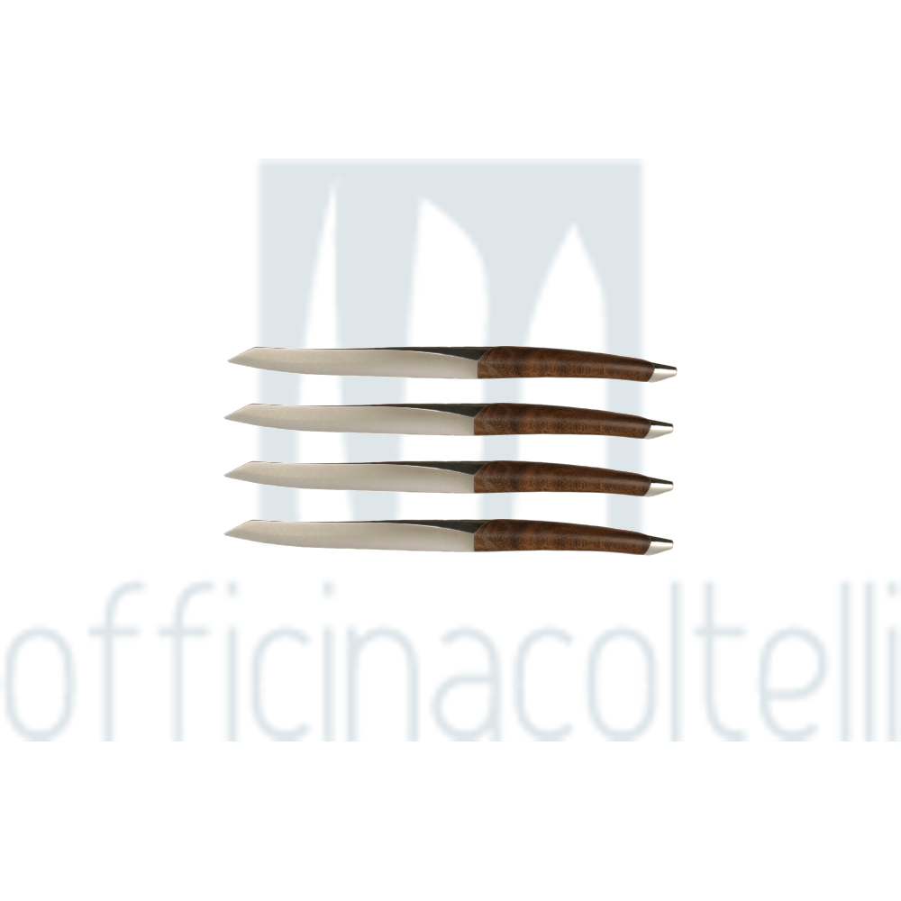 Set 4 Coltelli Bistecca, 11 Cm SK401W