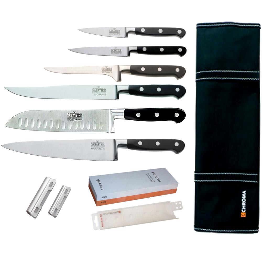 Set coltelli V-Sabatier R.S. OFFERTA €.265,00
