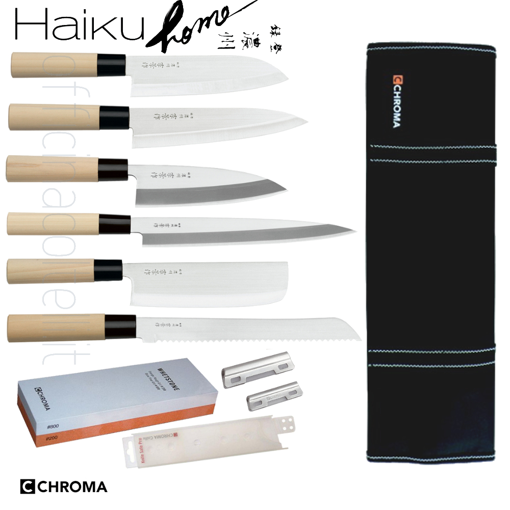 Set completo Chroma Haiku Home OFFERTA €.280,00